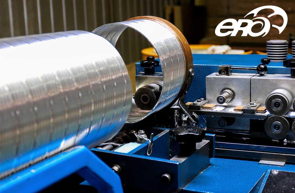 Výrobní závod ventilace ERA