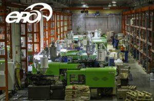 Výrobní linka ventilace ERA