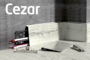 CEZAR výrobce plastových a kovových lišt