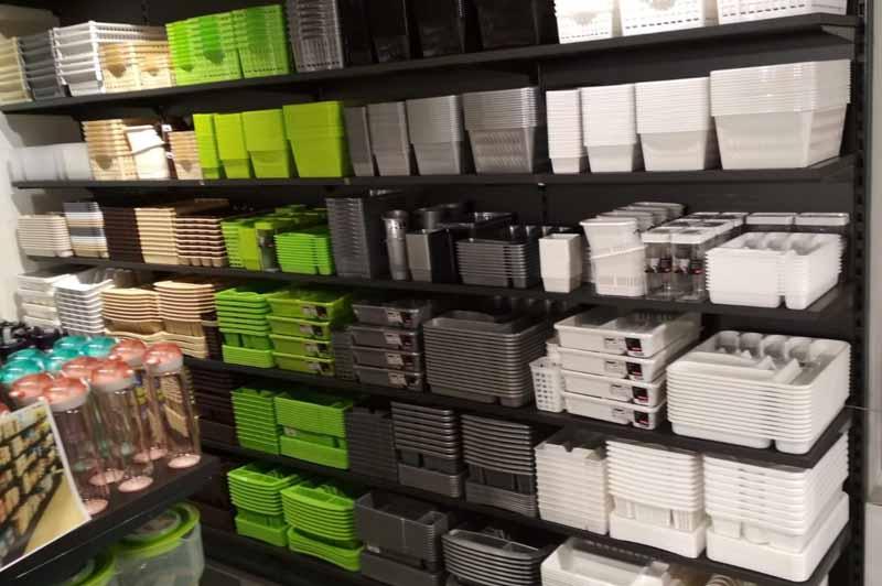 MIKAWI plastové výrobky do domácnosti