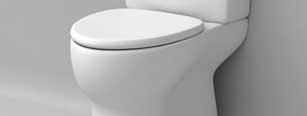 MIKAWI kategorie vybavení koupelen