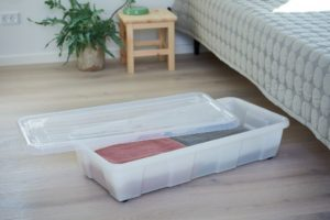 Mikawi úložný box pod postel